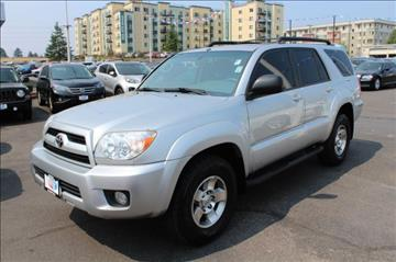 2009 Toyota 4Runner for sale in Seattle, WA