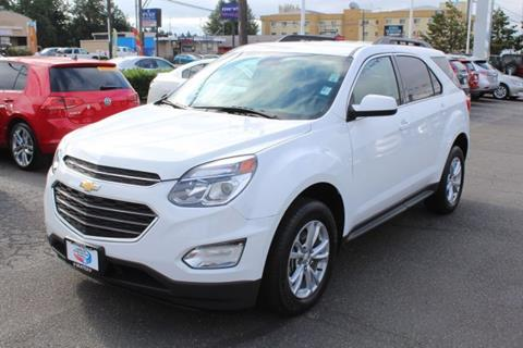 2016 Chevrolet Equinox for sale in Seattle, WA