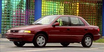 1999 Kia Sephia for sale in Seattle, WA