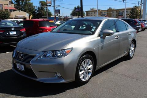2015 Lexus ES 300h for sale in Seattle, WA
