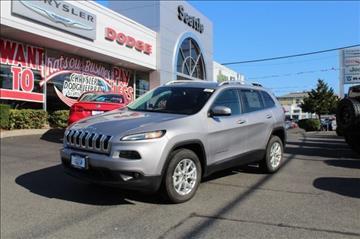 2017 Jeep Cherokee for sale in Seattle, WA