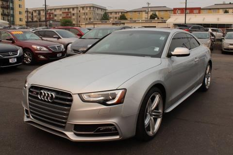 2013 Audi S5 for sale in Seattle, WA