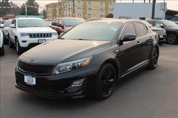 2014 Kia Optima Hybrid for sale in Seattle, WA