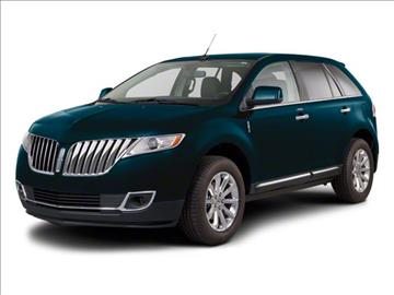 2012 Lincoln MKX for sale in Seattle, WA