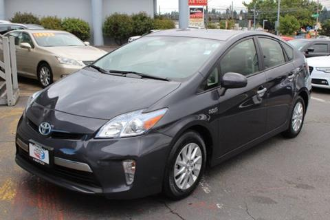 2014 Toyota Prius Plug-in Hybrid for sale in Seattle, WA