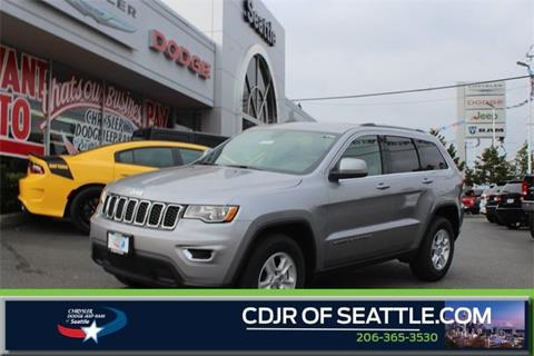2017 Jeep Grand Cherokee for sale in Seattle, WA