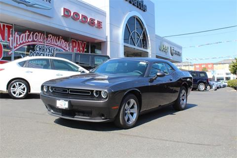 2018 Dodge Challenger for sale in Seattle, WA