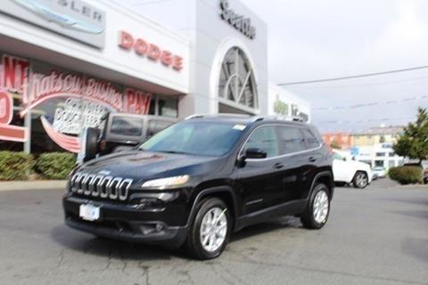 2018 Jeep Cherokee for sale in Seattle, WA