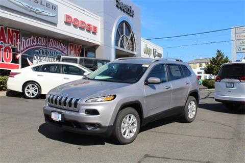 2018 Jeep Cherokee for sale in Seattle, WA