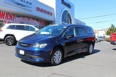 2018 Chrysler Pacifica for sale in Seattle, WA