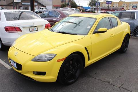 2004 Mazda RX-8 for sale in Seattle, WA
