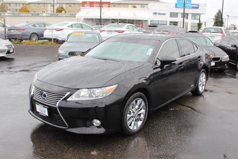 2014 Lexus ES 300h for sale in Seattle, WA