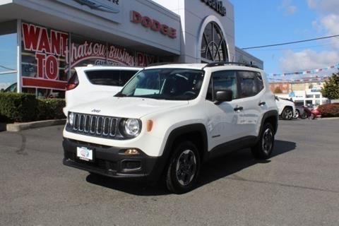 2017 Jeep Renegade for sale in Seattle, WA
