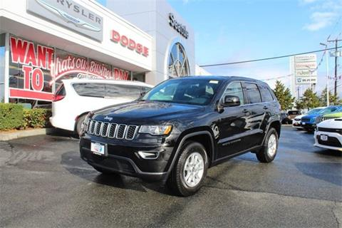 2018 Jeep Grand Cherokee for sale in Seattle, WA