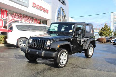 2017 Jeep Wrangler for sale in Seattle, WA
