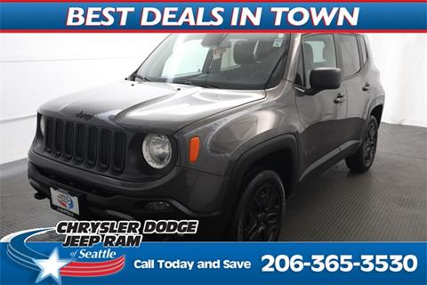 2018 Jeep Renegade for sale in Seattle, WA