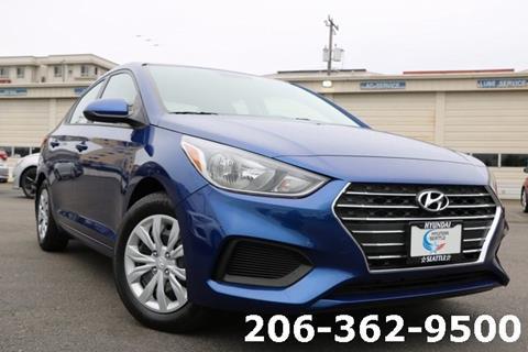 2019 Hyundai Accent for sale in Seattle, WA