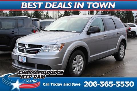 2018 Dodge Journey for sale in Seattle, WA