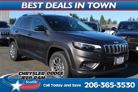 2019 Jeep Cherokee for sale in Seattle, WA