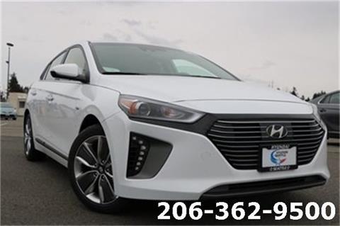 2019 Hyundai Ioniq Hybrid for sale in Seattle, WA