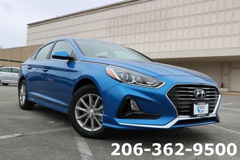 2019 Hyundai Sonata for sale in Seattle, WA