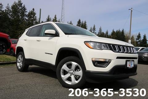 2018 Jeep Compass for sale in Seattle, WA
