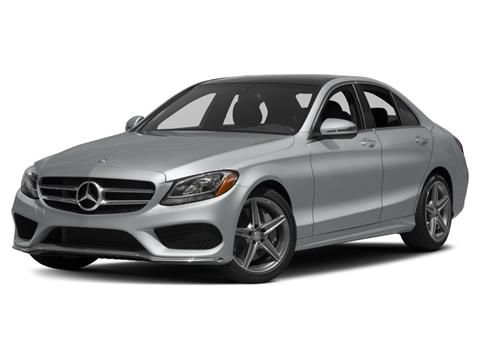 2015 Mercedes-Benz C-Class for sale in Seattle, WA