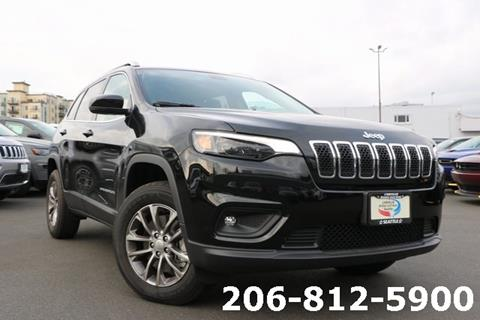 2019 Jeep Cherokee for sale in Seattle, WA