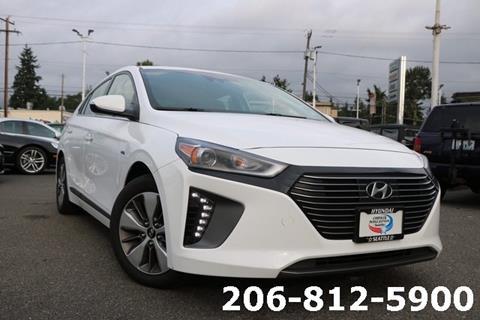 2018 Hyundai Ioniq Plug-in Hybrid for sale in Seattle, WA