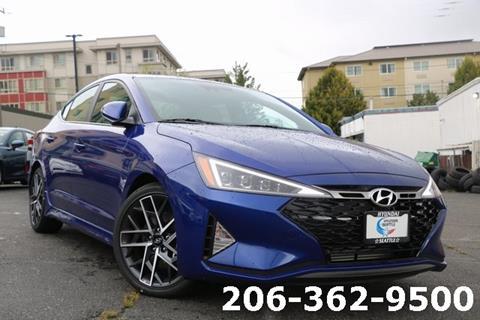 2020 Hyundai Elantra for sale in Seattle, WA