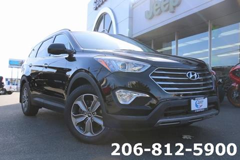 2016 Hyundai Santa Fe for sale in Seattle, WA