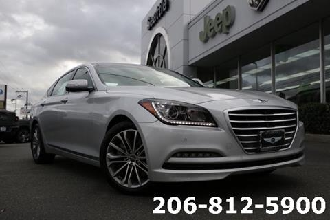 2015 Hyundai Genesis for sale in Seattle, WA