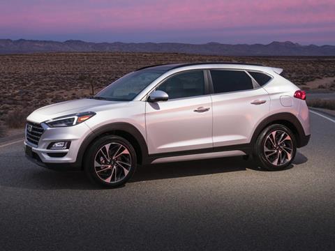 2020 Hyundai Tucson for sale in Seattle, WA