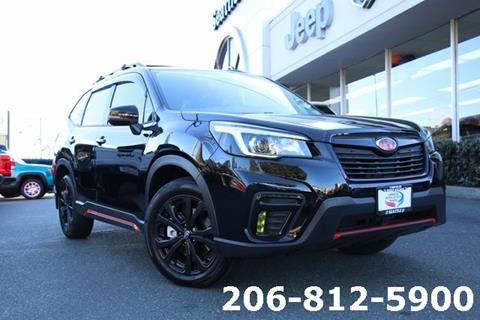 2019 Subaru Forester for sale in Seattle, WA