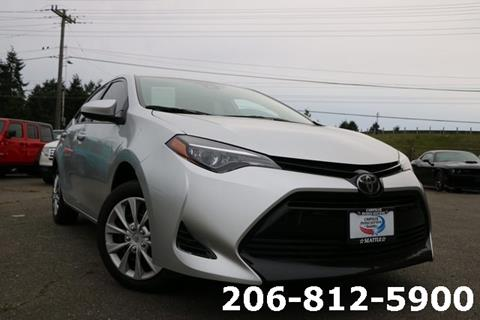 2017 Toyota Corolla for sale in Seattle, WA