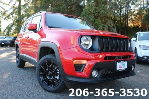 2019 Jeep Renegade for sale in Seattle, WA