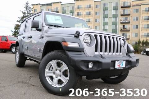 2019 Jeep Wrangler Unlimited for sale in Seattle, WA