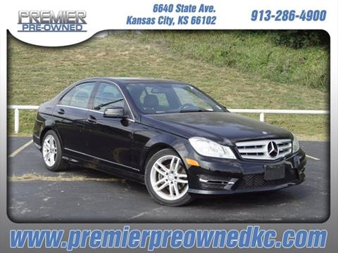 2014 Mercedes Benz C Class For Sale In Kansas City, KS