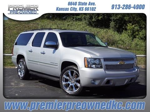 2014 Chevrolet Suburban For Sale - Carsforsale.com®