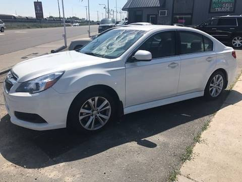 2014 Subaru Legacy for sale at Quality Automotive Group Inc in Billings MT