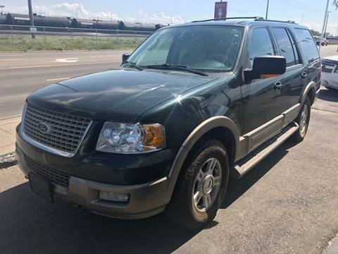 2004 Ford Expedition for sale at Quality Automotive Group Inc in Billings MT