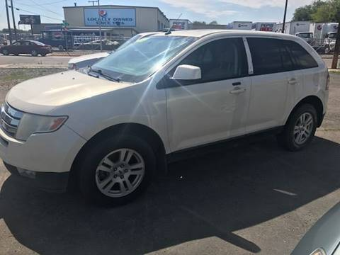 2008 Ford Edge for sale at Quality Automotive Group Inc in Billings MT