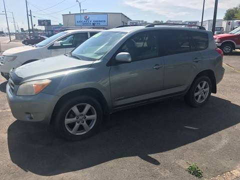 2007 Toyota RAV4 for sale at Quality Automotive Group Inc in Billings MT