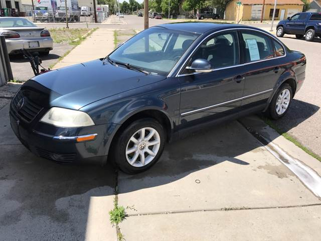 2004 Volkswagen Passat for sale at Quality Automotive Group Inc in Billings MT