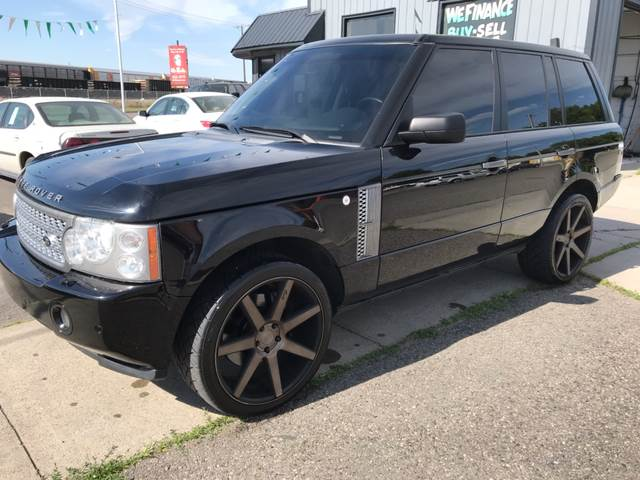 2007 land rover range rover supercharged in billings mt quality automotive group inc. Black Bedroom Furniture Sets. Home Design Ideas