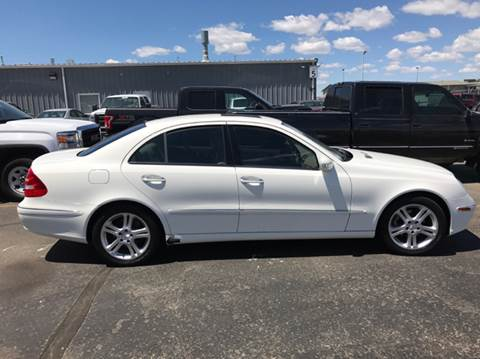 2006 Mercedes-Benz E-Class for sale at Quality Automotive Group Inc in Billings MT