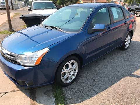 2009 Ford Focus for sale at Quality Automotive Group Inc in Billings MT