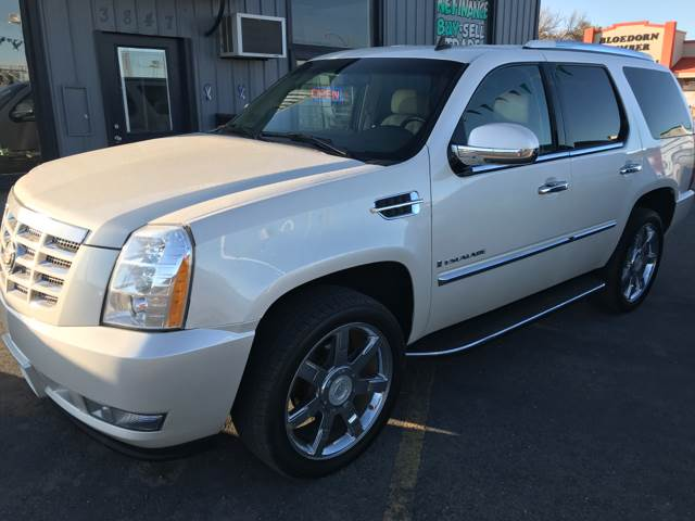 2007 Cadillac Escalade for sale at Quality Automotive Group Inc in Billings MT
