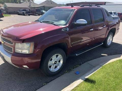 2007 Chevrolet Avalanche for sale at Quality Automotive Group Inc in Billings MT