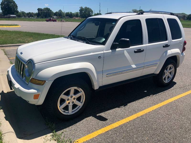 2007 Jeep Liberty for sale at Quality Automotive Group Inc in Billings MT